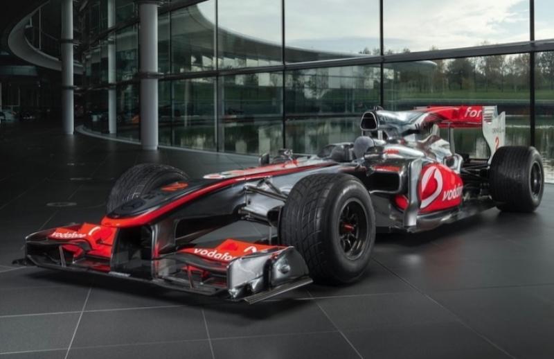 Mobil F1 Bekas Lewis Hamilton Dilelang, Laku Berapa?