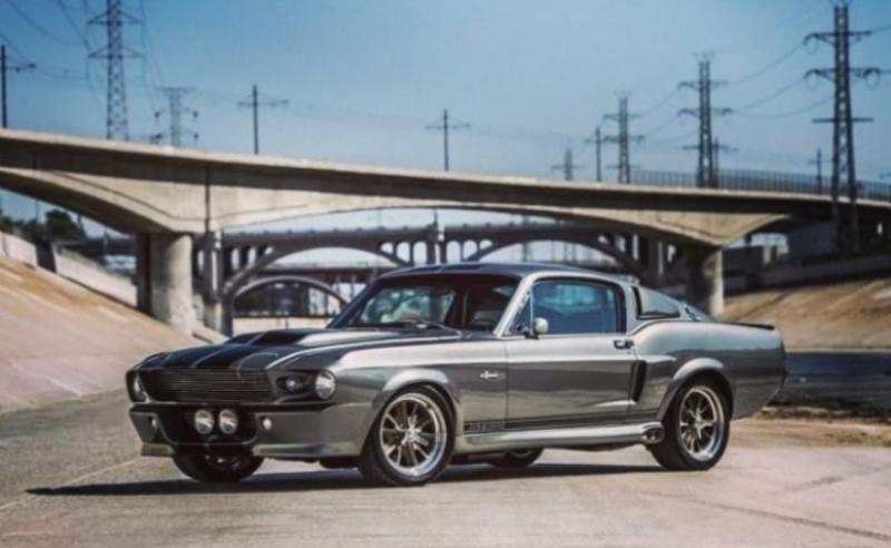 Ini Harga dan Spek Ford Mustang Klasik yang Viral Terbakar di Jaksel