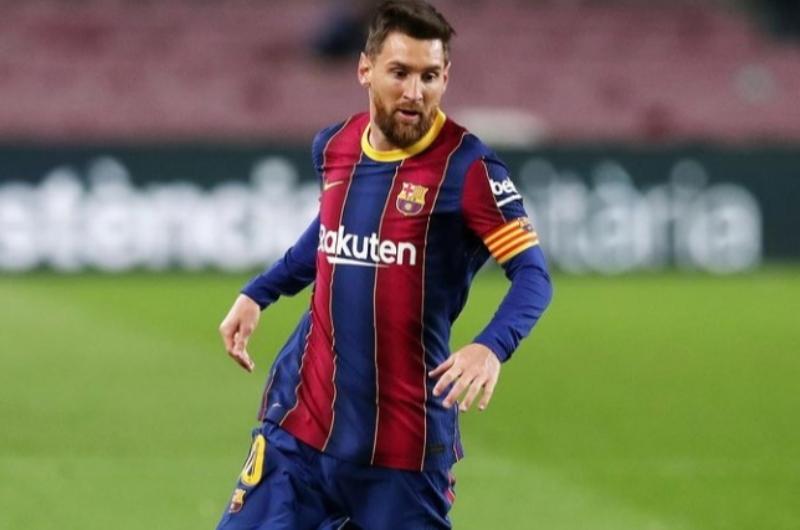 Foto: IG Lionel Messi