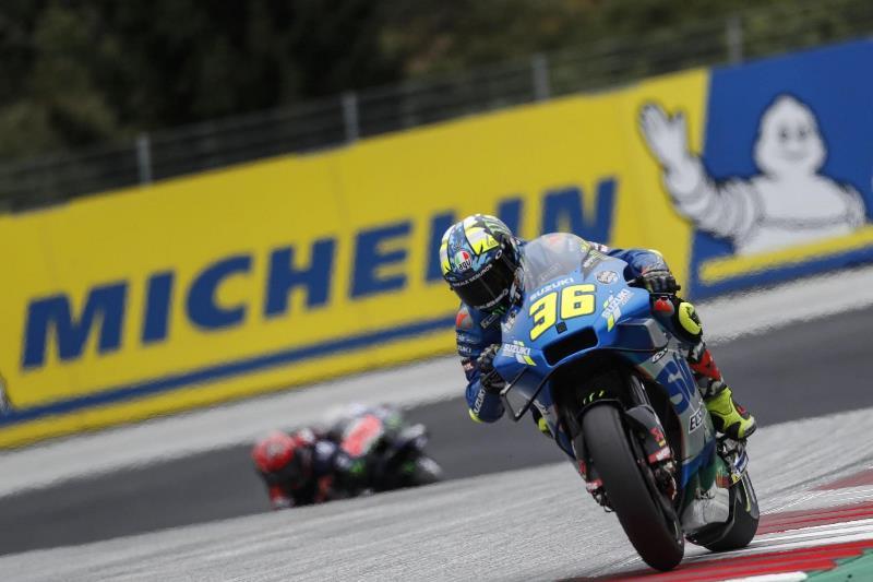 Fitur Baru Suzuki Bantu Joan Mir Naik Podium MotoGP Styria