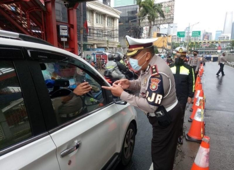 Mulai Besok, 8 Ruas Jalan Jakarta Ini akan Kembali Diberlakukan Ganjil Genap