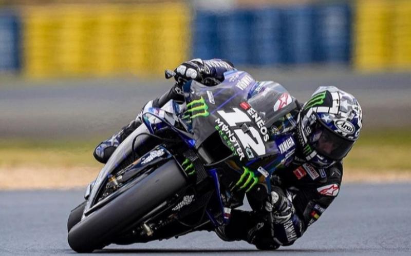 Terungkap, Ini Penyebab Yamaha Coret Vinales dari MotoGP Austria