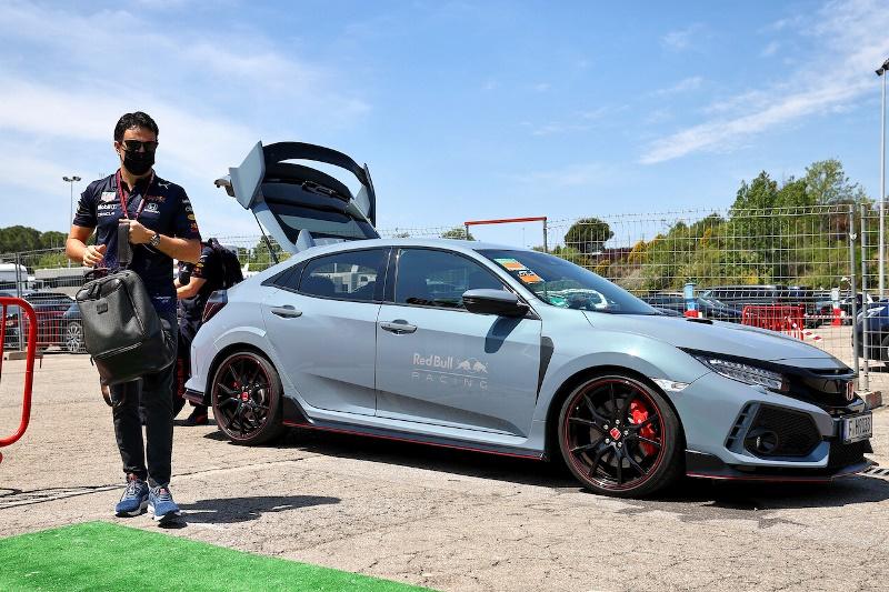 New Civic Type R Jadi Mobil Resmi DuaTim F1