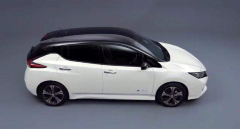 Mobil Listrik Nissan Leaf Resmi Hadir di Indonesia, Sekali Isi Baterai Bisa Tempuh 300Km