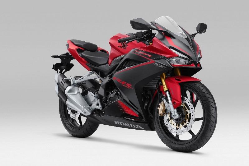 Honda CBR250RR Hadir dengan Tampilan Baru, Apa Saja Fitur Tambahannya?