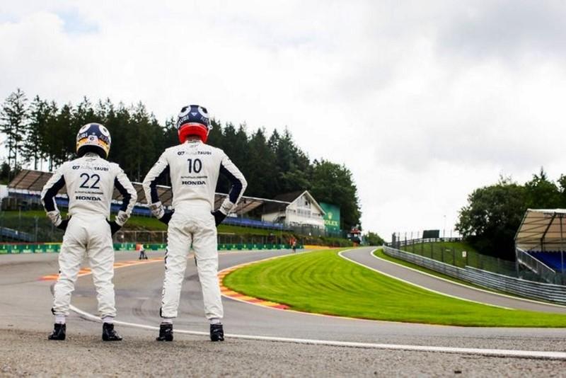 Yuki Tsunoda dan Pierre Gasly tetap di Scuderia AlphaTauri di F1 2022 (Foto: Honda)