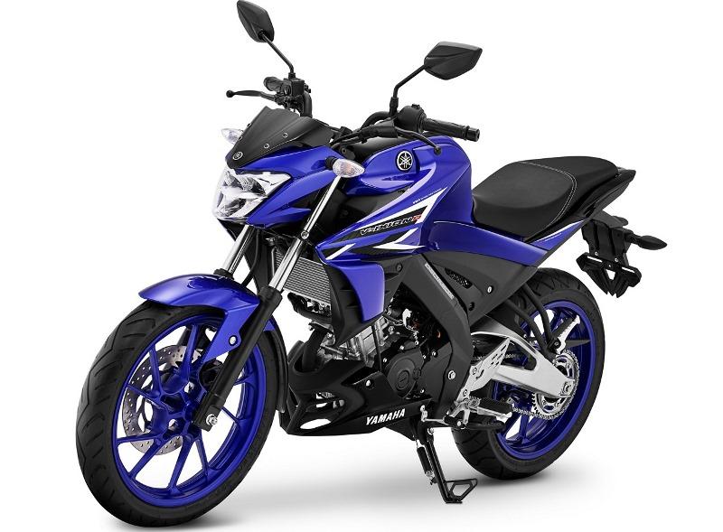 Yamaha Vixion R dengan warna baru (Foto: YIMM)