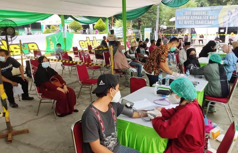 Herd immunity diharapkan dapat segera terbentuk di seluruh wilayah Indonesia (Foto: Evalube)