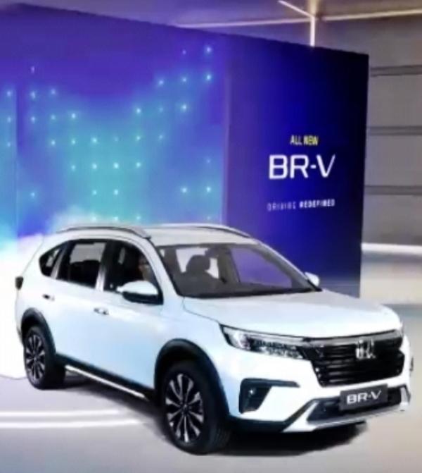 Honda All New BR-V generasi kedua diperkenalkan pertama kali di dunia (Foto: Dok. Autogear.id)