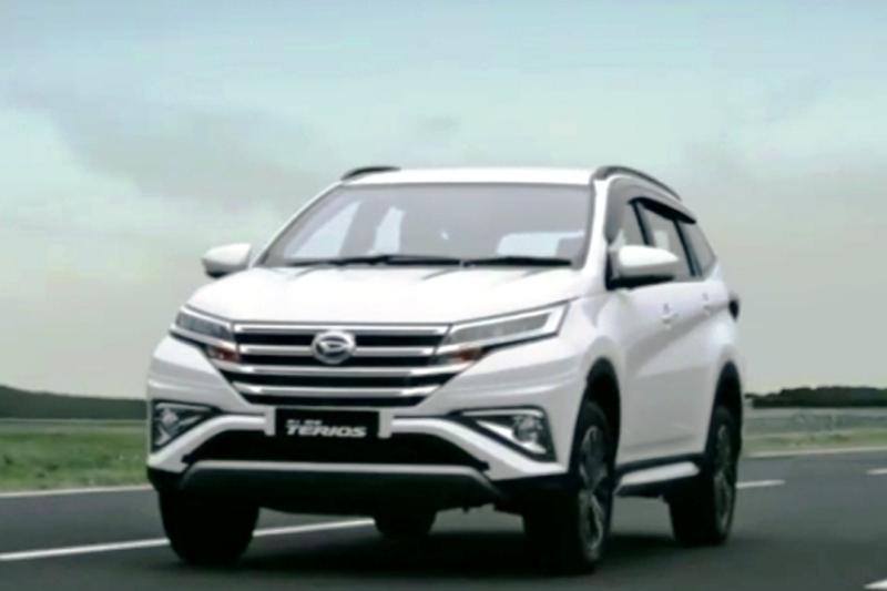 Daihatsu All New Terios Eco Idle