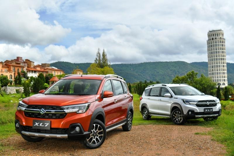 Suzuki XL7 menjadi salah satu penopang dalam kontribusi penjualan sektor domestik maupun ekspor (Foto: Suzuki Indomobil Sales)