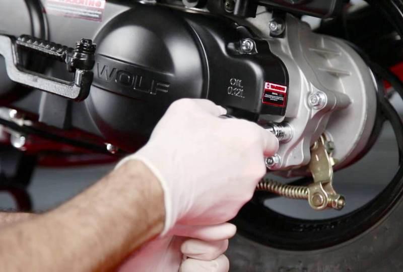 Mengenal Fungsi Oli Gardan pada Motor Matic dan Cara Mudah Mengeceknya
