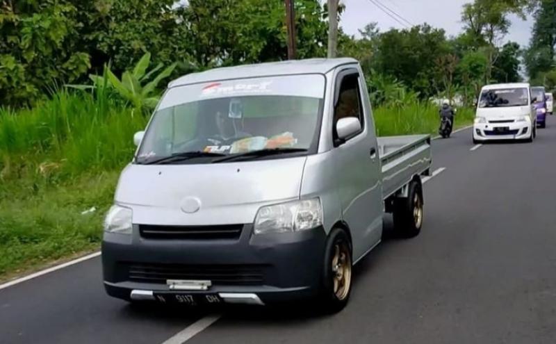 Daihatsu Gran Max Pick Up (Foto: Instagram)