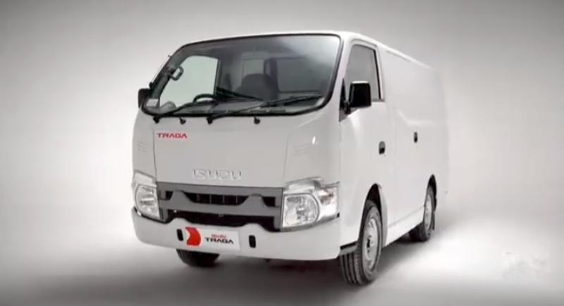 Isuzu Traga Blind Van bakal diluncurkan di GIIAS 2021 (Foto: Isuzu Astra Motor Indonesia)